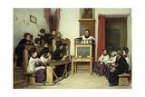 The Latin Class  1869