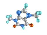 Theobromine Drug Molecule