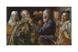 The Beggars' Brawl  C1625-30