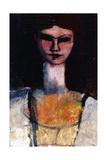 Bust of a Young Woman; Buste De Jeune Femme  C1910-11