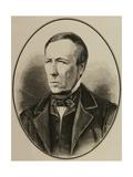 Alexandre Herculano (1810-1877) Engraving