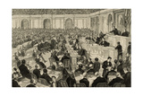 United States Washington Session of the National Congress to Verify the Counting of the…