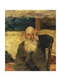 Old Man at Celyran; Vieillard a Celeyran  1882