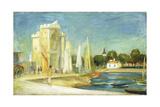 Port De La Rochelle  1896