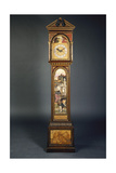 A Late 19th Century Pedimented Longcase Clock Extensively (And Possibly Designed) by John Roddam…