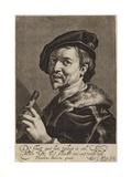 Portrait of Cornelis Bloemaert