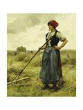 Harvest Time  1890