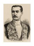 Enrique Borda (B1849) Engraving