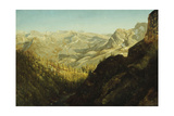Sierra Nevada Mountains  California