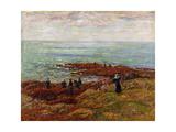 The Coast of Breton; La Cote Bretonne