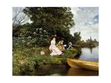 Summer Reverie  1878