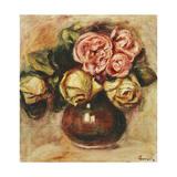 Vase of Roses; Vase De Roses