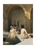 The Bathers; the Baigneuses  C1889