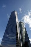 CTBA Skyscrapers  Madrid