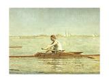 John Biglin in a Single Scull  1873