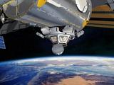 Cupola ISS Module  Artwork