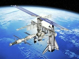 Astrolab Mission To the ISS  Artwork