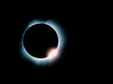 Total Solar Eclipse  11 July 1991