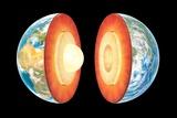 Earth Layers  Artwork