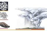 Volcanic Ejecta  Artwork
