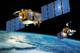 Oceanography Satellites  Artwork
