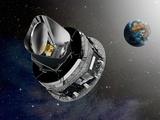 Planck Space Observatory  Artwork