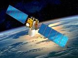 Communications Satellite  Artwork