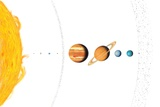 Solar System Planets  Artwork