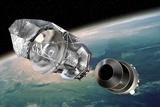 Herschel Orbital Separation  Artwork