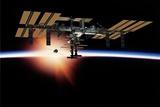 International Space Station  Artwork