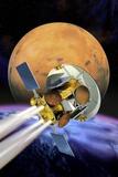 Mars Sample Return Mission  Artwork