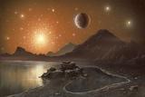 Globular Cluster  Artwork