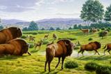 Ancient Bison