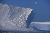 25-metre High Ice Cliffs  Antarctica