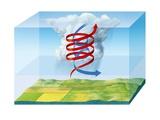 Tornado Dynamics  Artwork