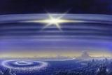 Saturn's Rings  Artwork