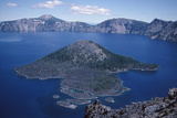 Crater Lake Volcano  USA
