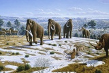 Mammals of the Pleistocene Era