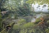 Jurassic Life  Artwork
