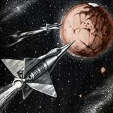 Space Exploration Science-fiction Artwork