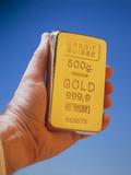 500g Ingot of Pure Gold