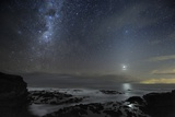 Milky Way Over Cape Schanck  Australia