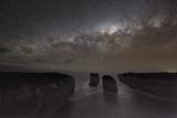 Milky Way Over Shipwreck Coast