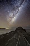 Milky Way Over Cape Schanck  Australia