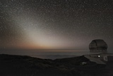 GranTeCan Telescope And Zodiacal Light