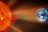 Solar Storm  Artwork