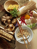 Ingredients for Cooking Thai Food