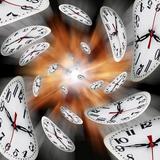 Time Warp  Conceptual Artwork