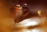 Flying Aliens  Artwork