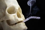 Dangers of Smoking  Conceptual Image